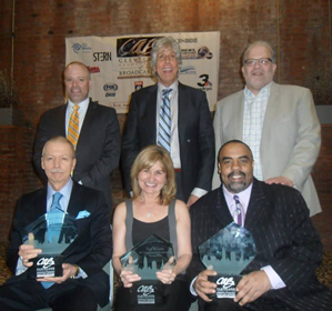 2015 Awards for Excellence in Broadcasting recipients